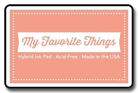 My Favorite Things - Hybrid Ink Pad - Coral Crush