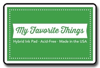 My Favorite Things - Hybrid Ink Pad - Field Day