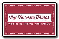My Favorite Things - Hybrid Ink Pad - Cranberry Cocktail