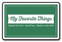 My Favorite Things - Hybrid Ink Pad - Dill Pickle