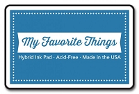 My Favorite Things - Hybrid Ink Pad - Cornflower