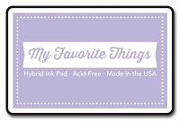 My Favorite Things - Hybrid Ink Pad - Periwinkle