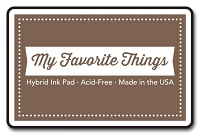 My Favorite Things - Hybrid Ink Pad - Milk Chocolate