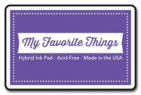 My Favorite Things - Hybrid Ink Pad - Boysenberry