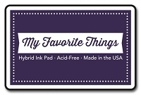 My Favorite Things - Hybrid Ink Pad - Eggplant