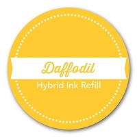 My Favorite Things - Hybrid Ink Refill - Daffodil