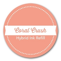 My Favorite Things - Hybrid Ink Refill - Coral Crush