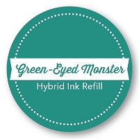 My Favorite Things - Hybrid Ink Refill - Green Eyed Monster