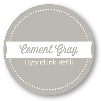 My Favorite Things - Hybrid Ink Refill - Cement Gray