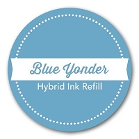 My Favorite Things - Hybrid Ink Refill - Blue Yonder