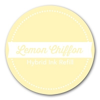 My Favorite Things - Hybrid Ink Refill - Lemon Chiffon