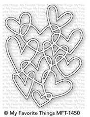 My Favorite Things - Die-namics - Hearts Entwined