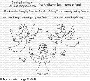 My Favorite Things - Clear Stamp - Little Angels