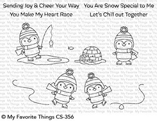 My Favorite Things - Clear Stamp - Snow Special