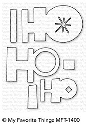 My Favorite Things - Die-namics - Ho Ho Ho