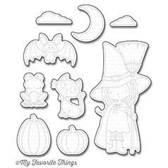 My Favorite Things - Die-namics - BB Witch Way Is the Candy?