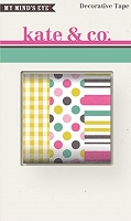 My Mind's Eye - Kate & Co. Cambridge Court Collection - Decorative Tape