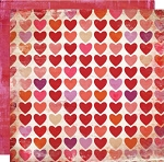 State of the Heart Double Sided Paper - Full of Love