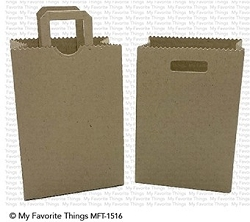 My Favorite Things - Die-namics - Paper Bag Treat Box