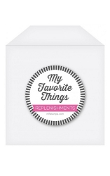 My Favorite Things - Small Clear Storage Pockets (50pk - 5x5)