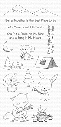 My Favorite Things - Clear Stamp - SY Happy Campers