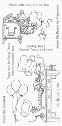 My Favorite Things - Clear Stamp - SY Sweet Shop