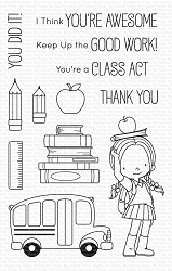 My Favorite Things - Clear Stamp - BB Class Act