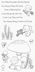 My Favorite Things - Clear Stamp - SY Always Bring a Smile