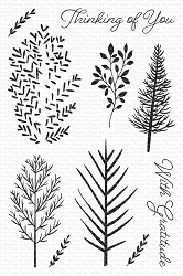 My Favorite Things - Clear Stamp - Wonderful Woods