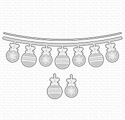 My Favorite Things - Die-namics - Ornament Banner Builder