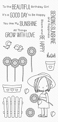 My Favorite Things - Clear Stamp - BB Sunflower Sweetheart