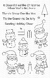 My Favorite Things - Clear Stamp - 'Tis the Season