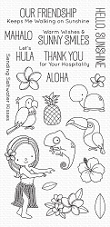 My Favorite Things - Clear Stamp - BB Polynesian Paradise
