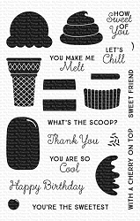My Favorite Things - Clear Stamp - LJD You're the Sweetest