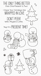 My Favorite Things - Clear Stamp - BB Present Time