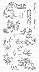 My Favorite Things - Clear Stamp - Loads of Joy
