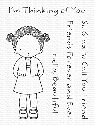 My Favorite Things - Clear Stamp - Pure Innocence Friends Forever and Ever
