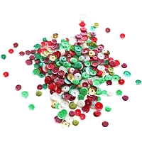 Neat & Tangled - Sequins - Classic Christmas Mix (4-6-8mm)