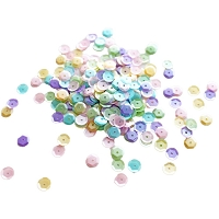 Neat & Tangled - Sequins - Spring Mix (4-6-8mm)