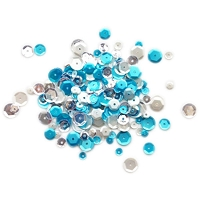 Neat & Tangled - Sequins - Ocean Waves Mix (4-6-8mm)