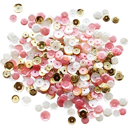 Neat & Tangled - Sequins - Pretty In Pink Mix (4-6-8mm)