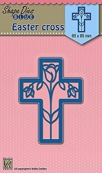 Nellie Snellen's Shape Die - Easter Cross