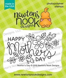Newton's Nook - Clear Stamp - Mother's Day