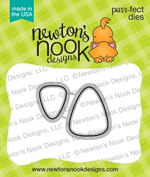 Newton's Nook - Cutting Die - Candy Corn