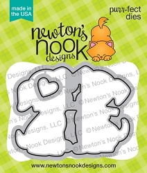 Newton's Nook - Cutting Die - Puppy Pals