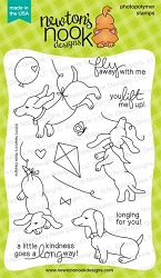 Newton's Nook - Clear Stamp - Delightful Doxies