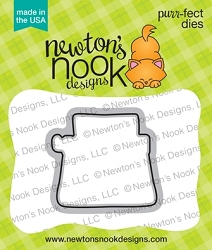 Newton's Nook - Cutting Die - My Type