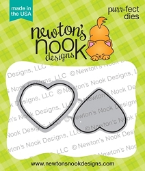 Newton's Nook - Cutting Die - Candy Heart