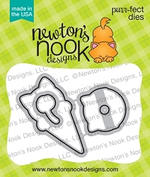 Newton's Nook - Cutting Die - Cat Treats