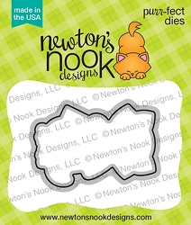 Newton's Nook - Cutting Die - Newton's Melon